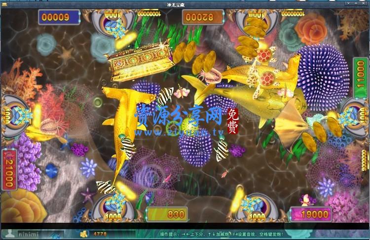 网狐 6603 神龙宝藏完美运营版游戏源码