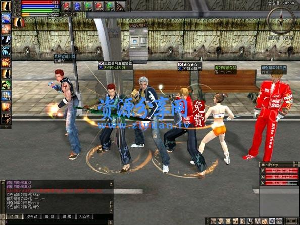3D 网络游戏 RanOnline 源码分享