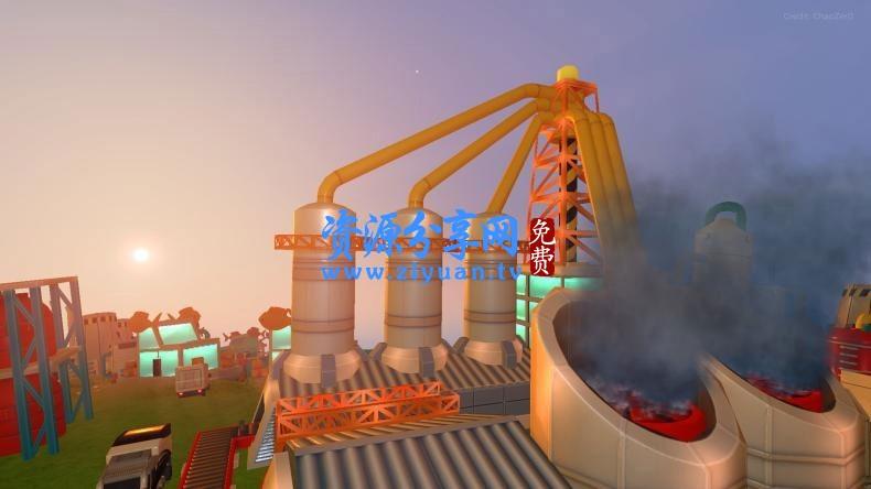 宇宙主义豪华中文版 开放性模拟策略游戏+客服端+模拟策略沙盒+带全 DLC+免 steam+修改器+一键安装